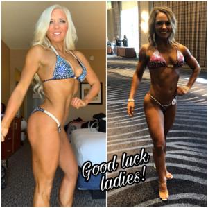Posing Clients Kristina Kulcak & Heather Williams!