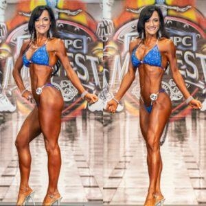 Stephanie Rofkhar Bikini Class C Winner