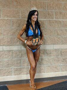 Stephanie Rofkhar Masters Bikini Winner