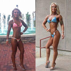 Alysa Stinebaker Stage Transformation